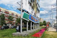 Обследование фундамента рекламной конструкции в г. Москве