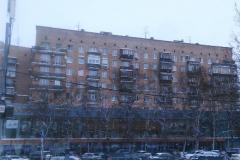 Обследование технического состояния строительных конструкций здания по адресу: г. Москва, Кутузовский пр-кт, д. №17.