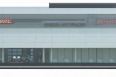 Разработка проектов комплексного оформления зданий