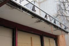 Разработка проектной документации на устройство и усиление дверных проёмов для магазина «Пятёрочка» , расположенного по адресу: г. Москва, ул. Марии Поливановой, д. 6.
