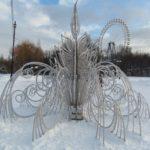Обследования конструкций праздничного оформления г. Москвы на соответствие проектной документации